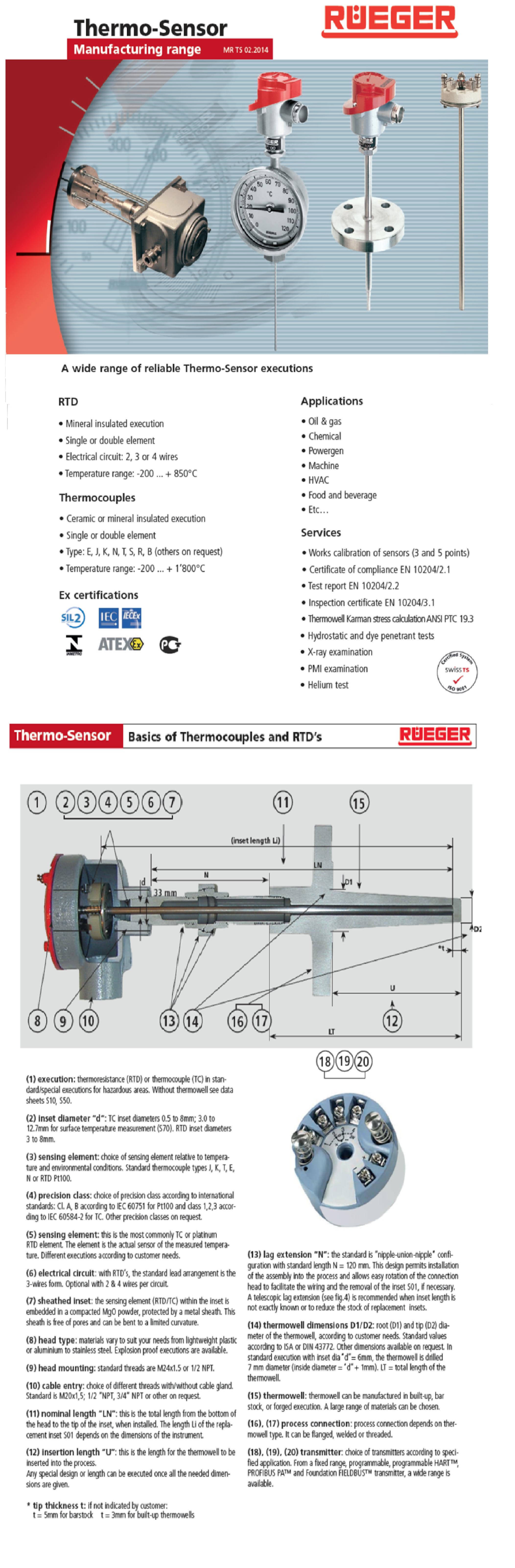 thermo-sensor